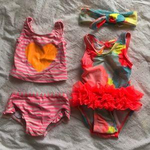 3-6 Months Swim Suits
